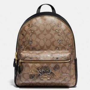 Coach x Chelsea Champlain Signature Backpack